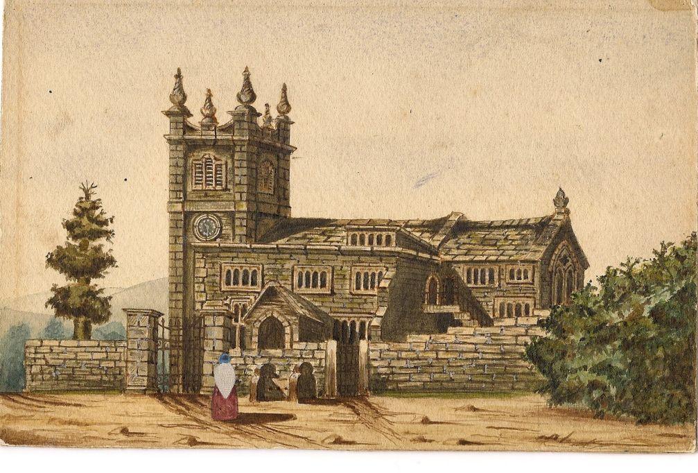 Mystery church